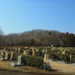 八王子墓地