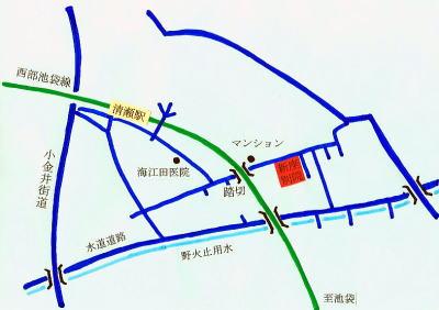 新座MAP