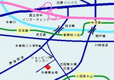 多摩MAP