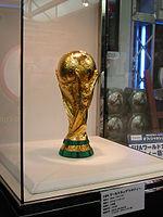 FIFAワールドカップトロフィー