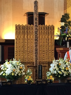 本堂祭壇2
