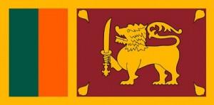 スリランカ国旗