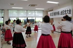 宮廷ダンス