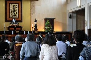 立教開宗記念口唱会