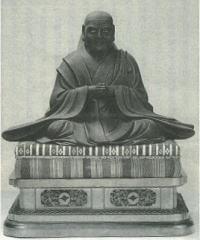 本山宥清寺の門祖日隆聖人御尊像
