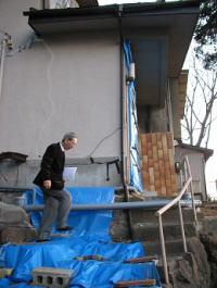 妙法寺外壁